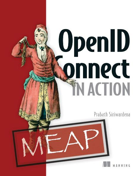 OpenID Connect in Action MEAP V05 cover