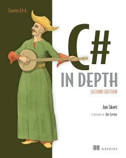 C# in Depth, Second Edition cover