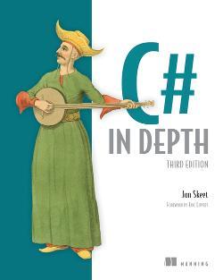 C# in Depth cover