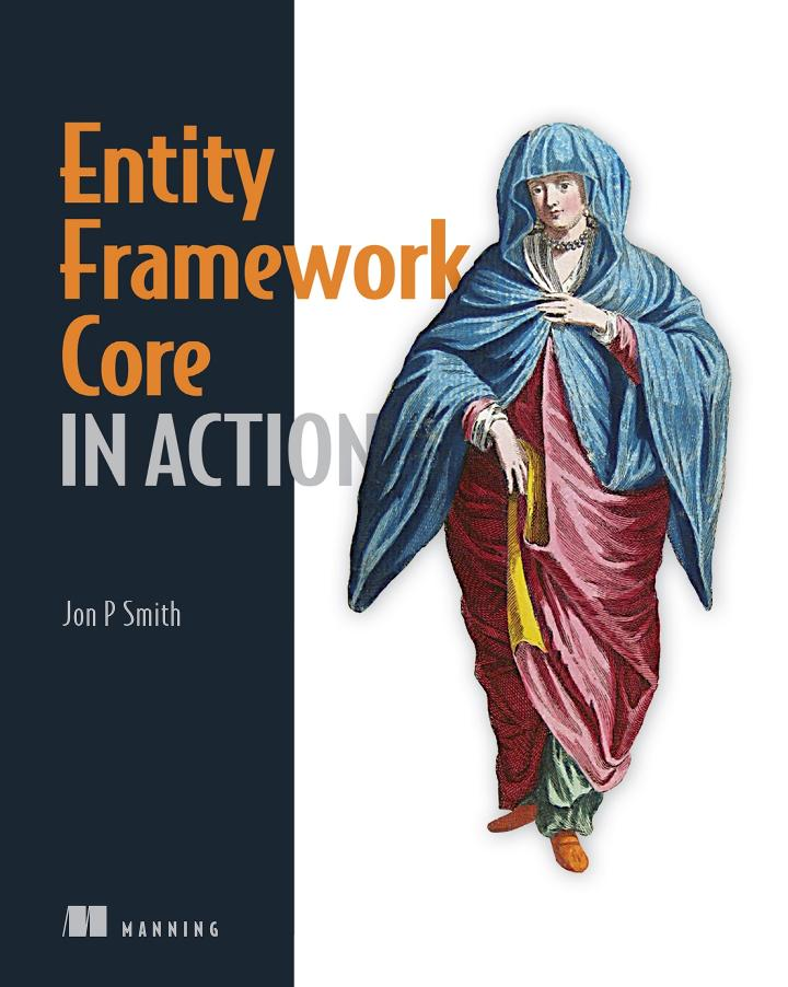 Entity Framework Core in Action cover
