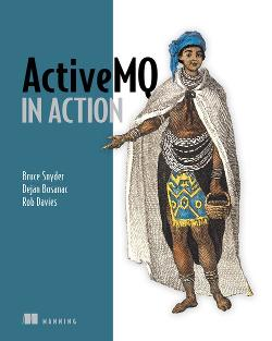 ActiveMQ in Action cover