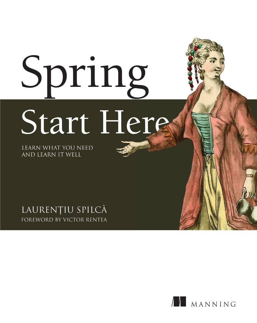 Spring Quickly MEAP V08 livebook cover