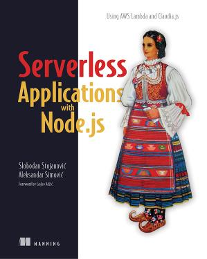 Serverless Applications with Node.js cover