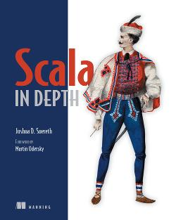 Scala in Depth cover