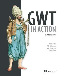 GWT in Action cover