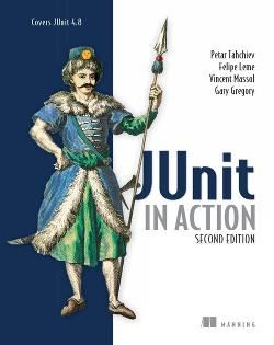 JUnit in Action, Second Edition cover