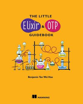 The Little Elixir & OTP Guidebook cover