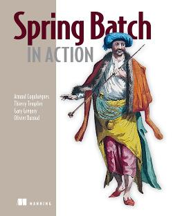 Spring Batch in Action cover