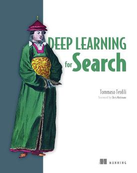 Deep Learning for Search cover