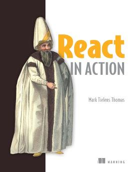 React in Action cover