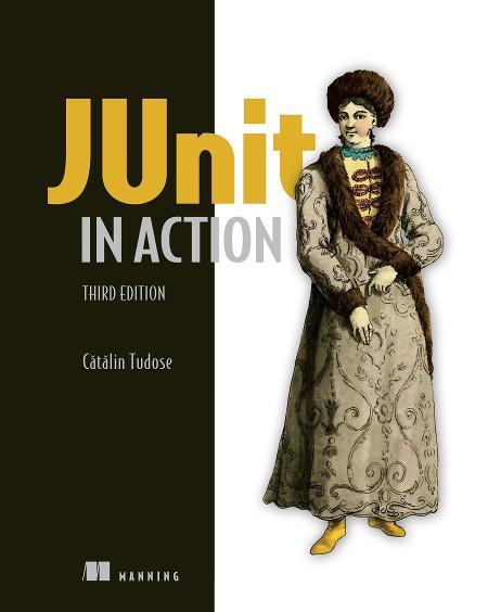 JUnit in Action MEAP V06 cover