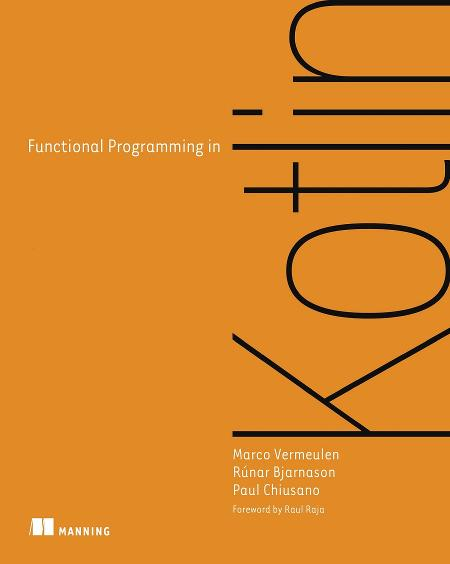 Functional Programming in Kotlin MEAP V11 cover