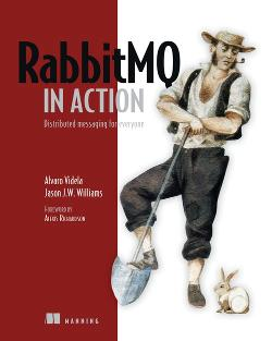 RabbitMQ in Action: Distributed messaging for everyone cover