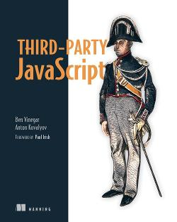 Third-Party JavaScript cover