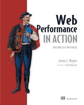 Web Performance in Action: Building Fast Web Pages cover