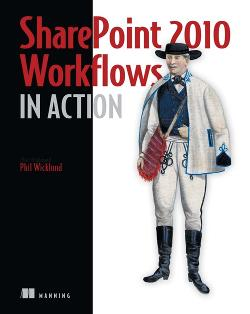 SharePoint 2010 Workflows in Action cover