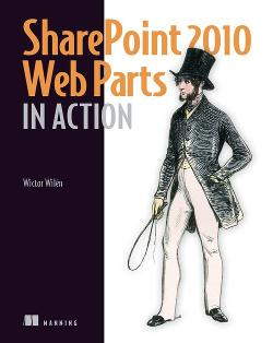 SharePoint 2010 Web Parts in Action cover