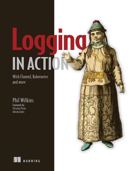 Unified Logging with Fluentd MEAP V05 cover