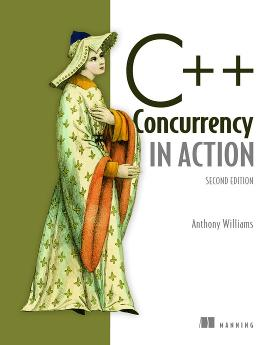C++ Concurrency in Action, Second Edition cover