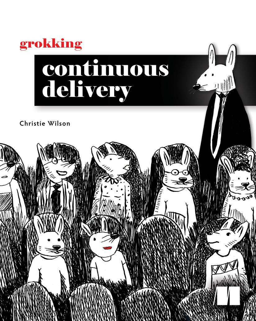 Grokking Continuous Delivery MEAP V02 livebook cover