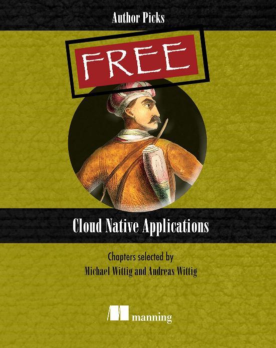 Cloud Native Applications cover