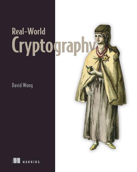 Real-World Cryptography MEAP V09 cover