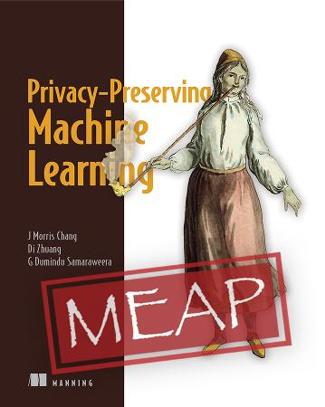 Privacy-Preserving Machine Learning MEAP V01 epub cover