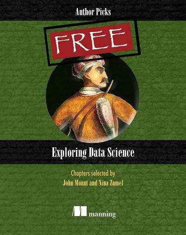 Exploring Data Science cover