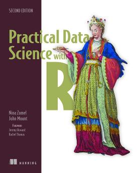 Practical Data Science with R, Second Edition cover